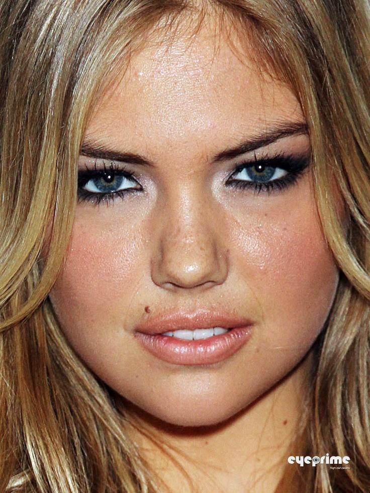 kate upton drama makeup : Hair and Makeup : Pinterest : My ...