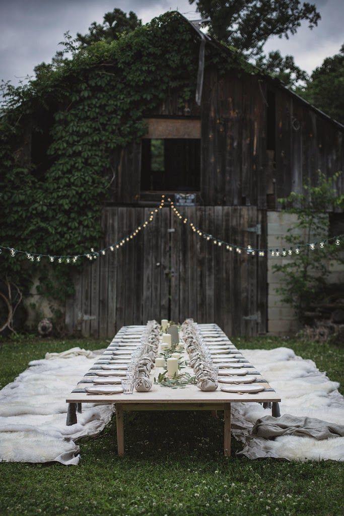 Cena de verano entre amigos | My Leitmotiv