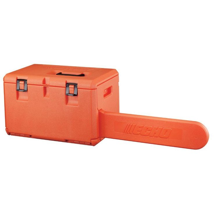 ECHO ToughChest 20 in. Chainsaw Case