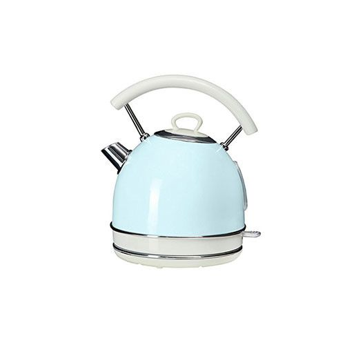 Candy Rose Collection 1.7L Duck Egg Blue Kettle