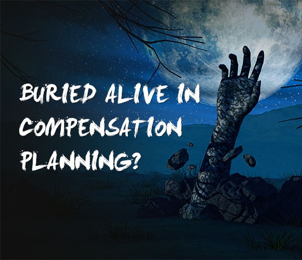 #Compensation planning can strike fear in the hearts of even the bravest #HR & compensation managers