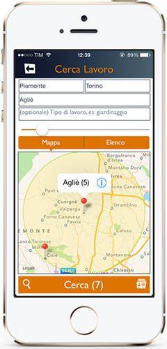 Tap4Job App #tap4job #lavoro #lavorare #app #iphone #ios