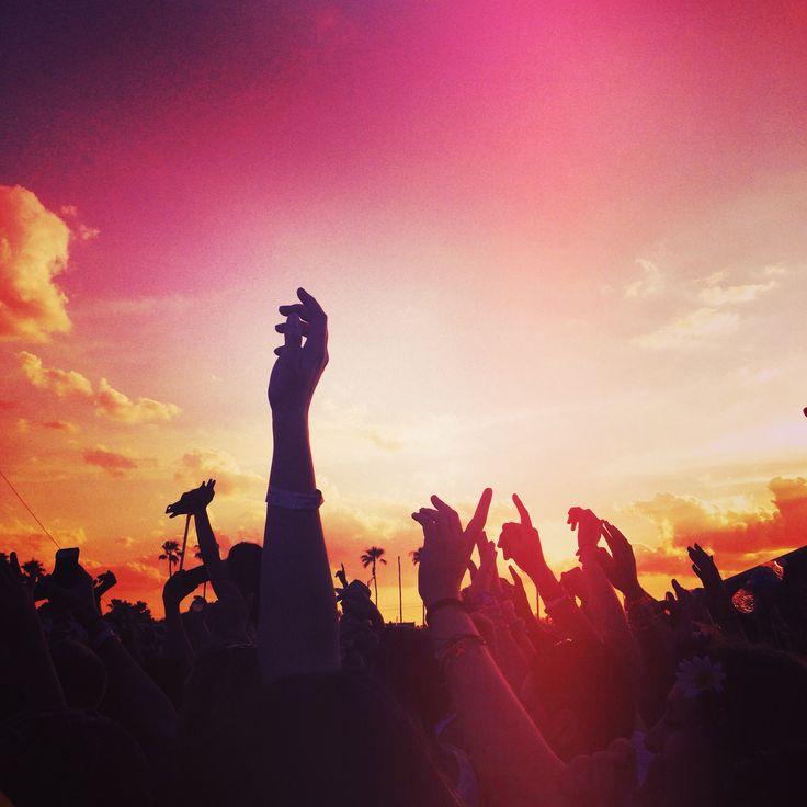 Sunset music festival 2013