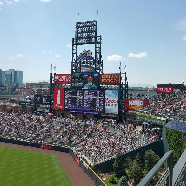 Rockies game today.