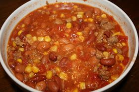 Cooking Mommy: Original Taco Soup Crockpot Recipe