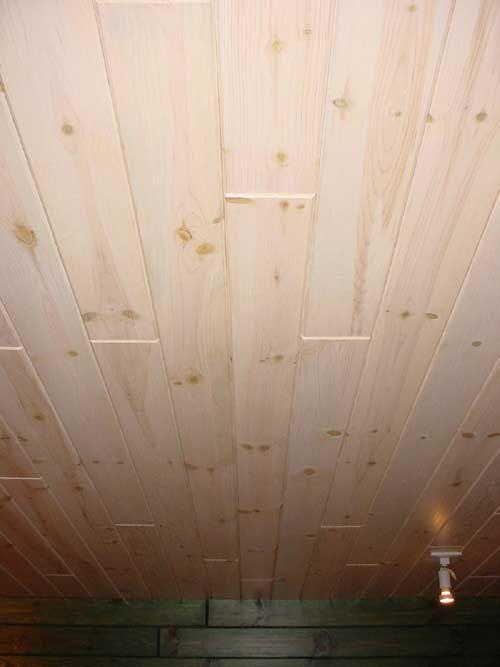 Image Result For Dark Wood Ceiling
