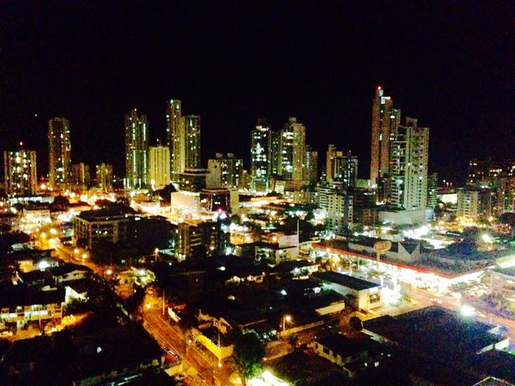 Panama city!