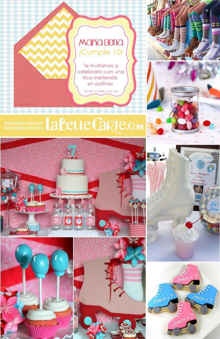 109 best PARTY SOY LUNA images on Pinterest | Cumpleaños, Fiestas de ...