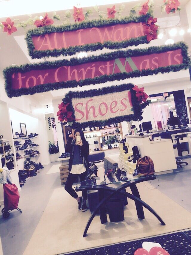 Ella Shoes, Metropolis at Metrotown in Burnaby, BC  5 more days till Christmas!!!!Pop into Metrotown and Downtown locations and head to Ella Shoes for our crazy Christmas Sale please, up to 60% off for all Ella Shoes collections. NOW ON!