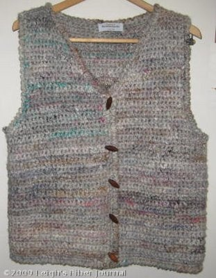 crochet vest patterns (picture only) - Google Search