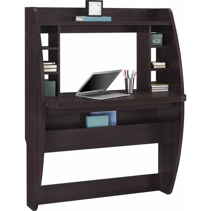 Durable Wall Hanging Computer Home Furniture Stylish Tall Laptop Tablet Pc Desk #DurableWallHanging