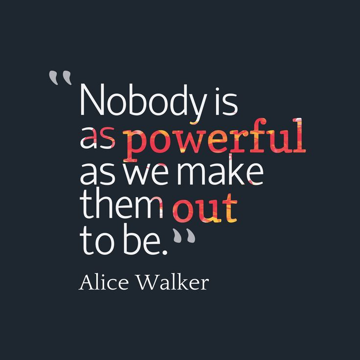 Get high resolution using text from Alice Walker quote about power ...