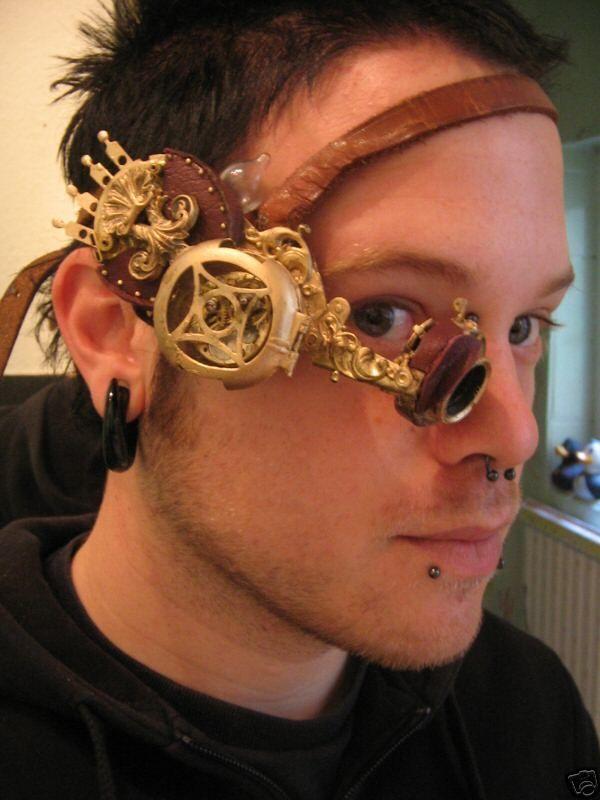 steampunk goggles | Steampunk Goggles - Steampunk Photo (23476838) - Fanpop fanclubs