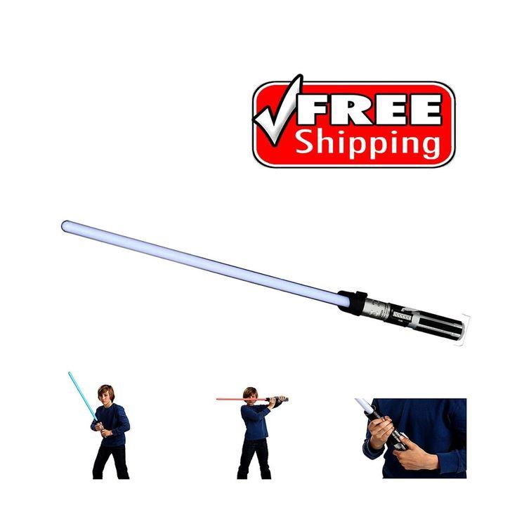Star Wars Anakin To Darth Vader Color Change Lightsaber Toy Blade Lights Sound #StarWars