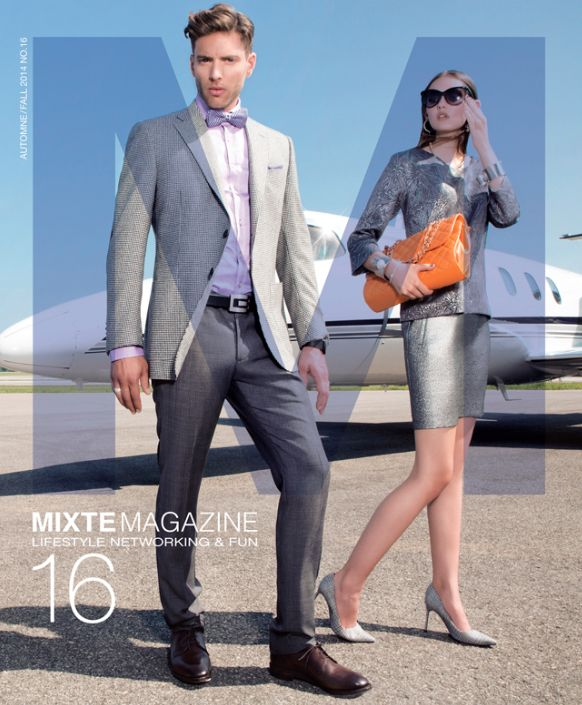 Our Mixte 16 Fall Issue 2014!!! It all about lifestyle and glamour!!
