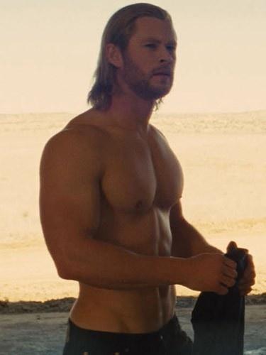 Grégory Capra: L'entraînement de Chris Hemsworth pour Thor