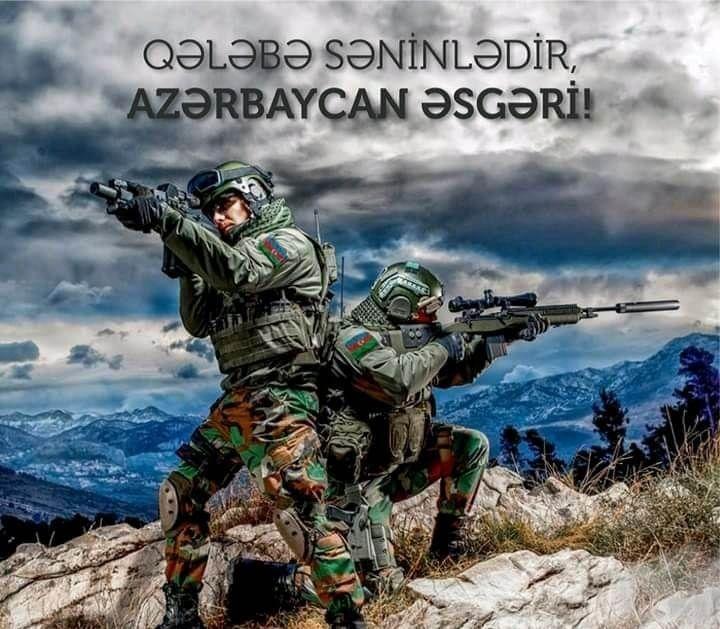 Qələbə Səninlədir Azərbaycan əsgəri Galaxy Wallpaper Soldier Wallpaper