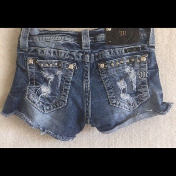 NWOT MISS ME SHORTS SIZE 25 NWOT MISS ME JEANS CLEARANCE Miss Me Shorts Jean Shorts