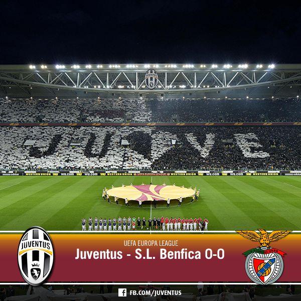 Juventus Benfica 0-0