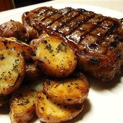 Bourbon fillet steak - a sure way to your man's heart on Valentine's Day! #recipe #valentinesday