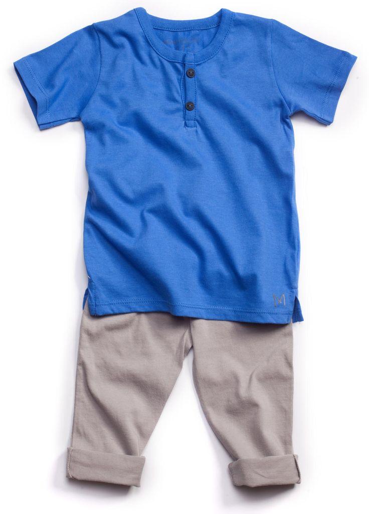 MINIMALIST #Unisex #Blue&Grey #Casual look