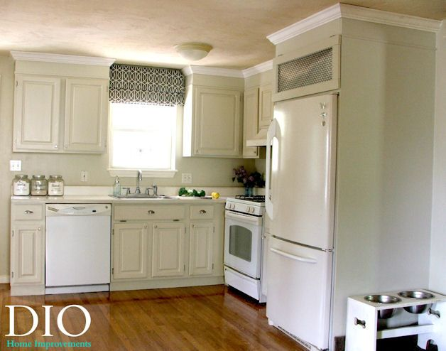 home improvement kitchen cabinets diy kitchen cabinet makeover for less than 250 like the 4288