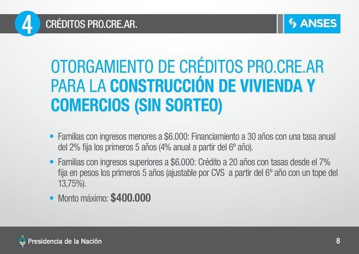 Ayuda financiera para los afectados por los incendios en Córdoba | Cristina Fernandez de Kirchner