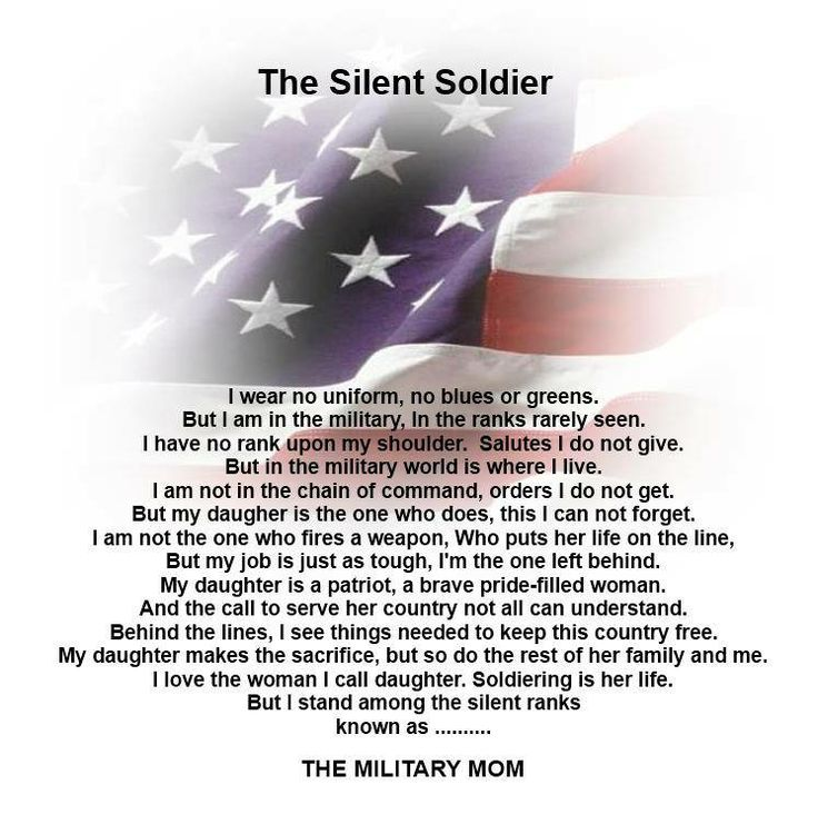 Military Father Daughter Quotes: Mother Of A Soldier Quotes. QuotesGram