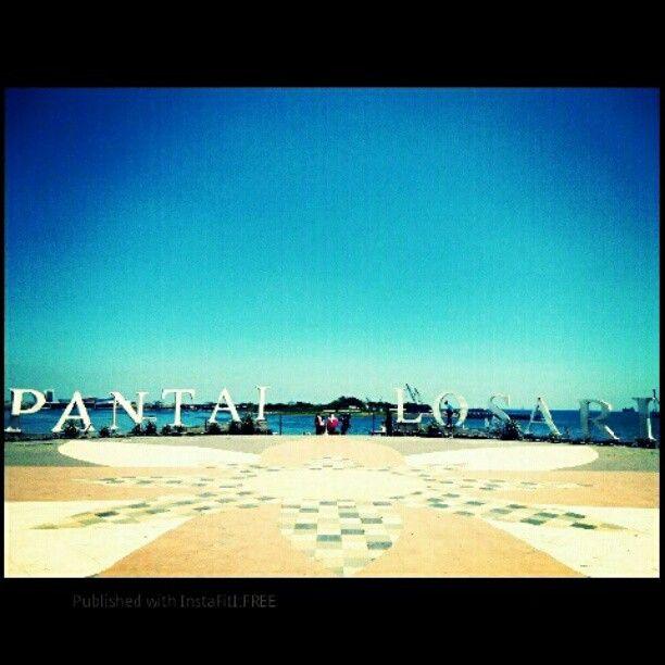 Pantai Losari #makassar #mudik #bejalanan #keliling #instagram #instanesia #instanusantara