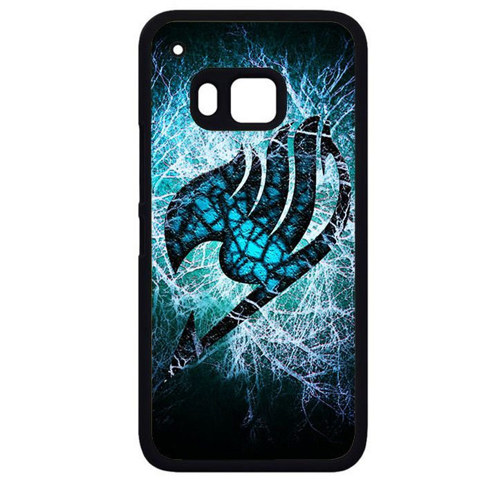 Fairy Tail Logo Lightning HTC Phonecase For HTC One M7 HTC One M8 HTC One M9 HTC One X
