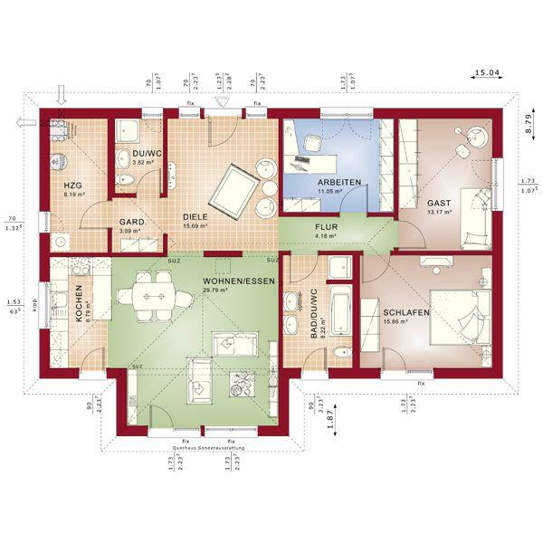 die besten 25 walmdach ideen auf pinterest fertigh user h user und immobilien h user. Black Bedroom Furniture Sets. Home Design Ideas