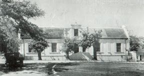 Schoongezicht Manor House, known as Lanzerac today