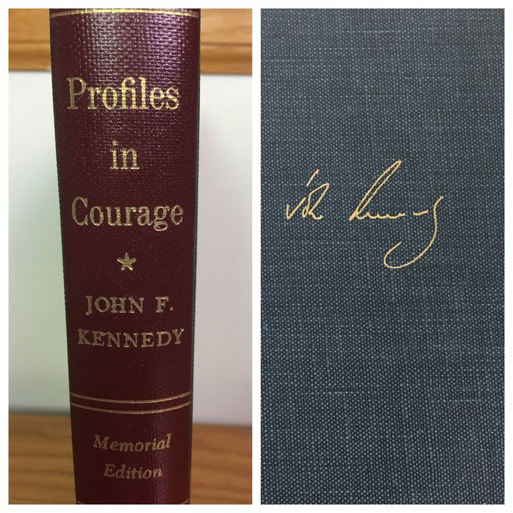 an analysis of profiles in courage by john f kennedy The john f kennedy library foundation is celebrating the 100th anniversary of john f kennedy's birth through profile in courage essay contest the essay contest challenges high school students to write an original and creative essay that demonstrates an understanding of political courage as described by john f kennedy in profiles in courage.