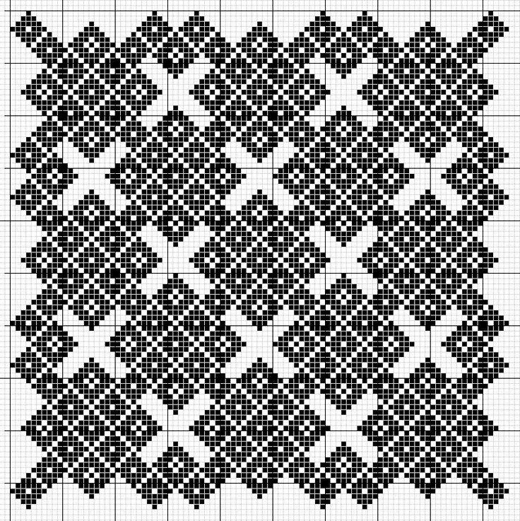 kogin sashi free pattern http://kazajirushi.blog81.fc2.com/blog-entry-879.html