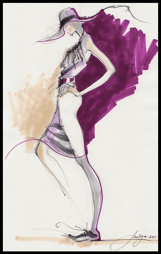 Julija Lubgane Illustration   IDEAS BEAUTIFULLY CAPTURED   chicago