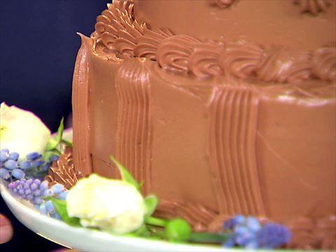 Best wedding cake recipes food network
