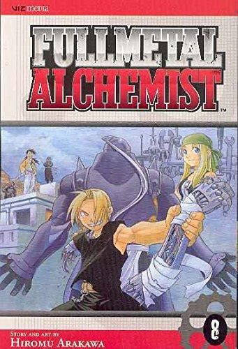 best alchemist novel ideas novels good novels  fullmetal alchemist 8 fullmetal alchemist graphic novels