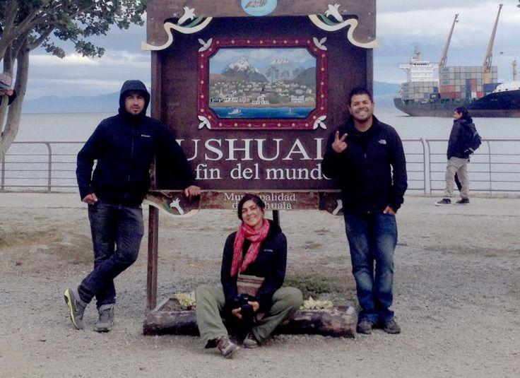 Ushuaia el fin del mundo! – Vivir trabajar viajar