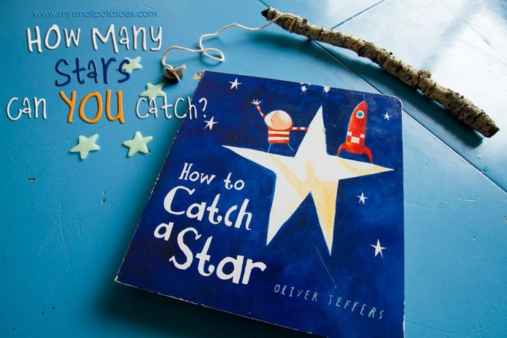 How Many Stars Can YOU Catch? I love Oliver Jeffers books, love.