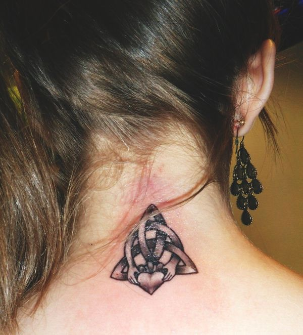 135 Small Tattoo Designs With Powerful Meaning Celtic Knot Tattoo Claddagh Tattoo Knot Tattoo