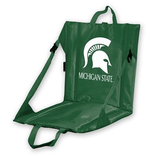 MSU Stadium Seat With Back