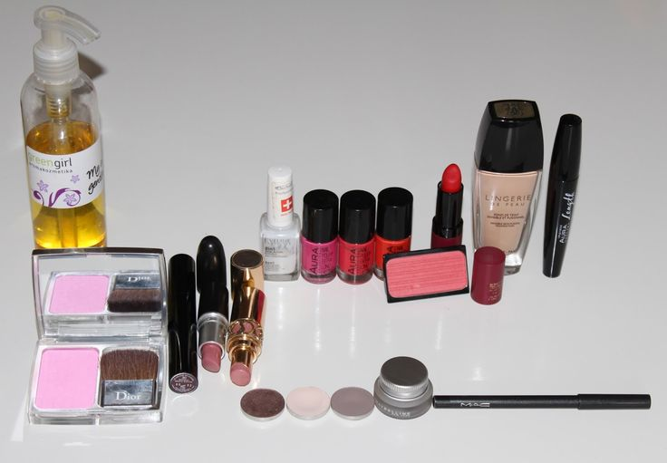 MAKEUP ARENA: Some In, Some Out, Some Favorite, Some Not #1