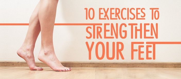 Do you tend to trip over your own feet? Then try these feet strengthening exercises to improve balance and boost your athletic performance. Get a better grip on your daily workout routine.