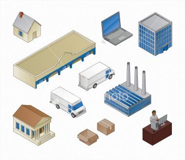 stock-illustration-6108268-doing-business-isometric.jpg (380×329)