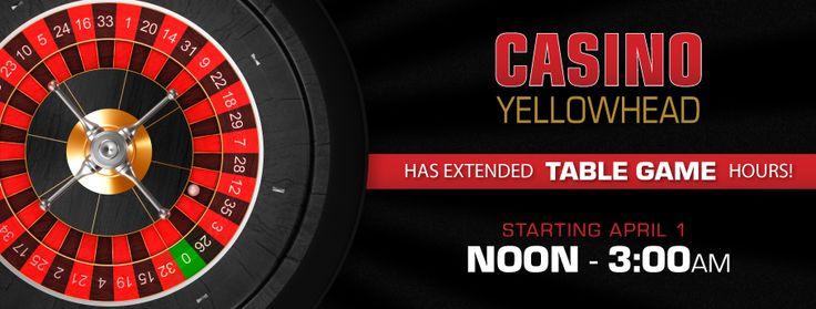 Yellowhead Casino Edmonton