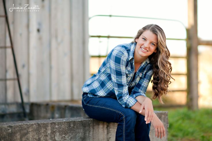 country senior pictures | Eugene Oregon Senior Pictures Country 03
