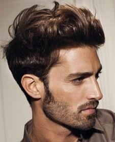 Male Model haircuts and hairstyles for Spring / Summer 2012