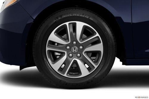 2014 Honda Odyssey Touring Elite Wheel