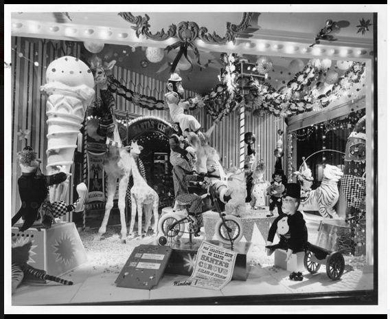 FROM THE ARCHIVES | Christmas Window 1961