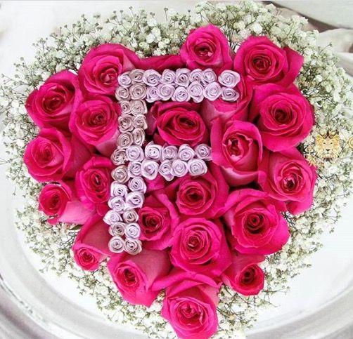 Pin By Farsh On Flowers Alphabet Wallpaper Cute Emoji Wallpaper Floral Letters